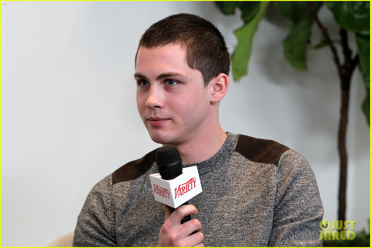 elle fanning logan lerman variety studio awards edition 09