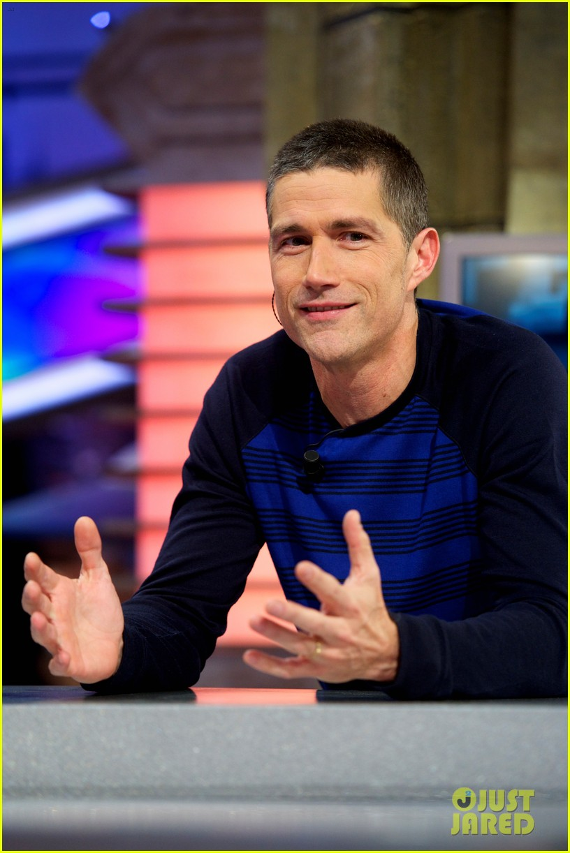matthew fox alex cross madrid photocall 06