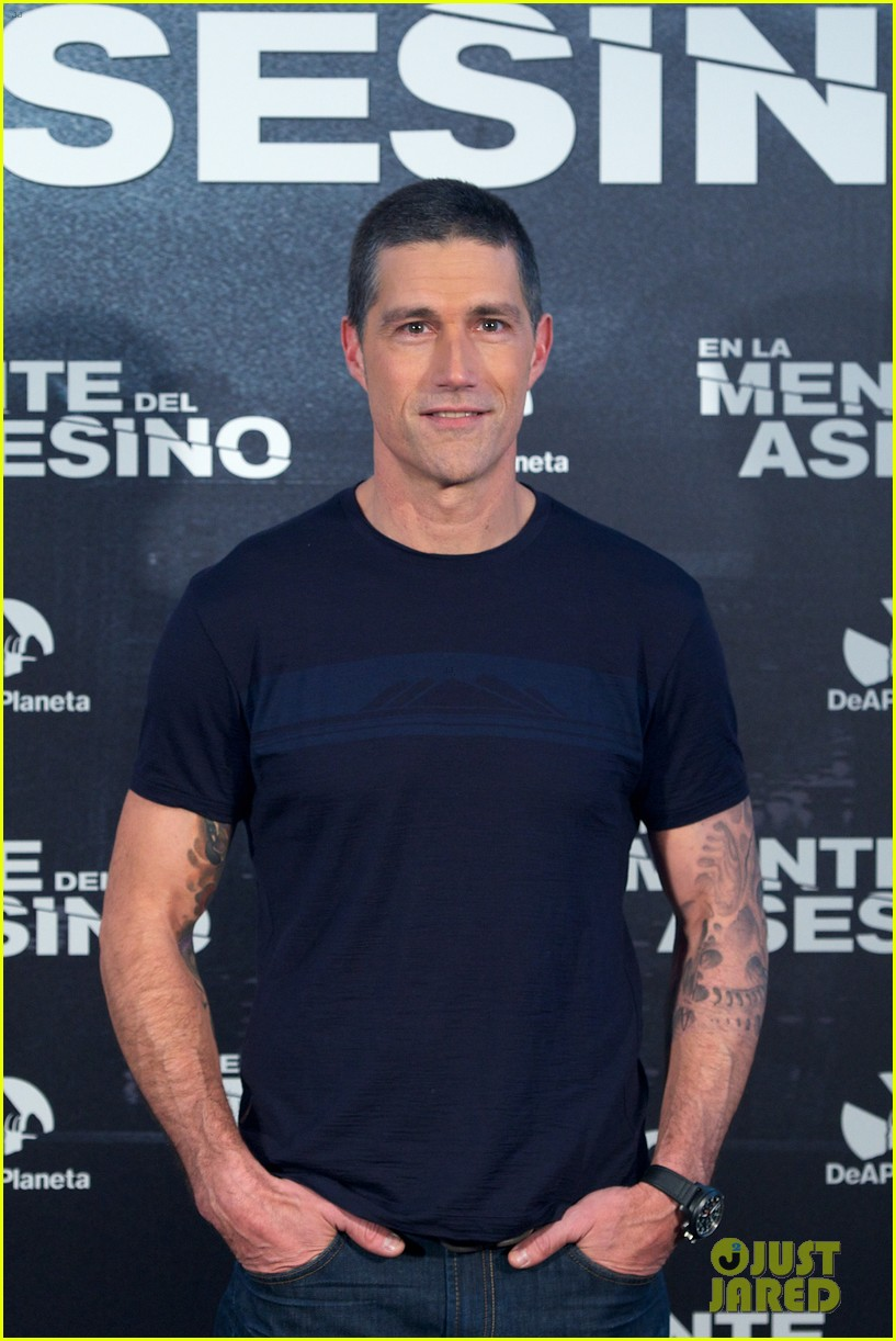 matthew fox alex cross madrid photocall 232756129