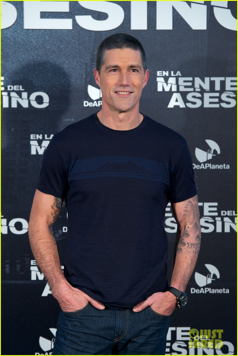 matthew fox alex cross madrid photocall 27