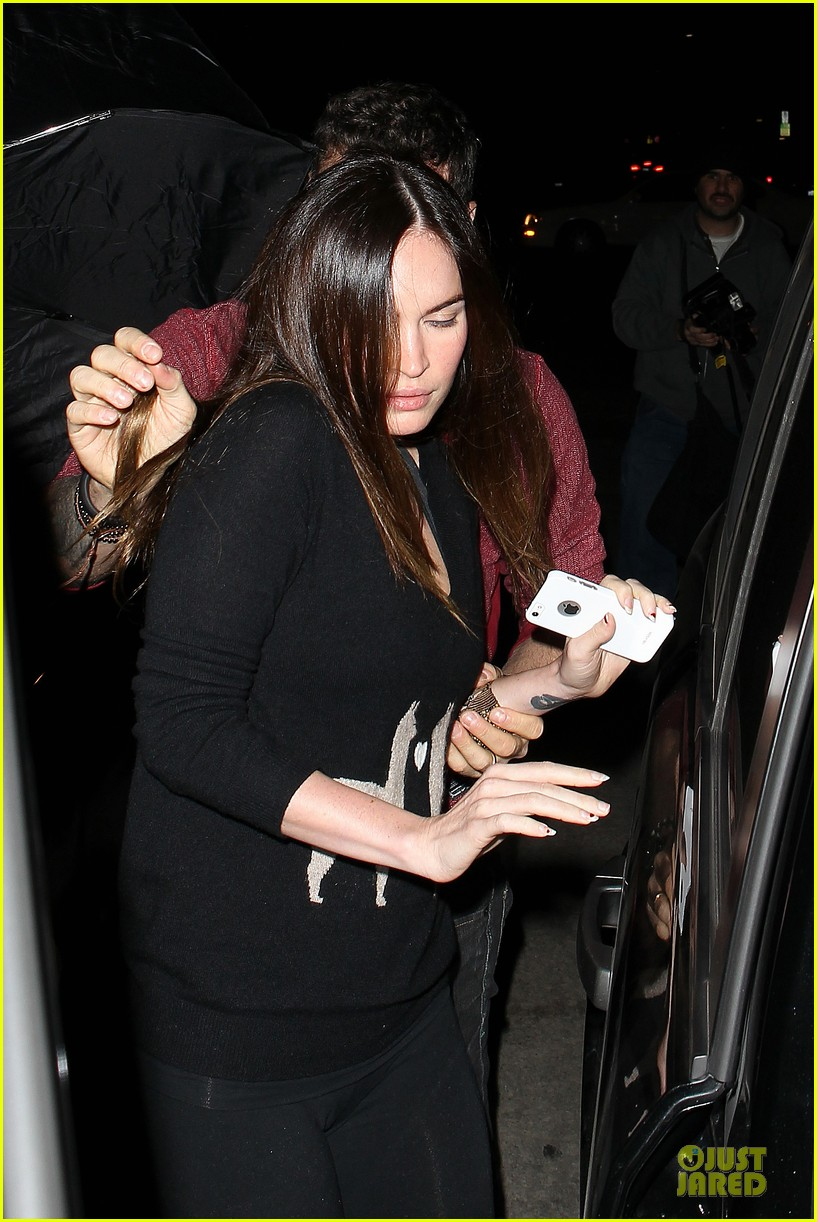 megan fox brian austin green post baby jar outing 11