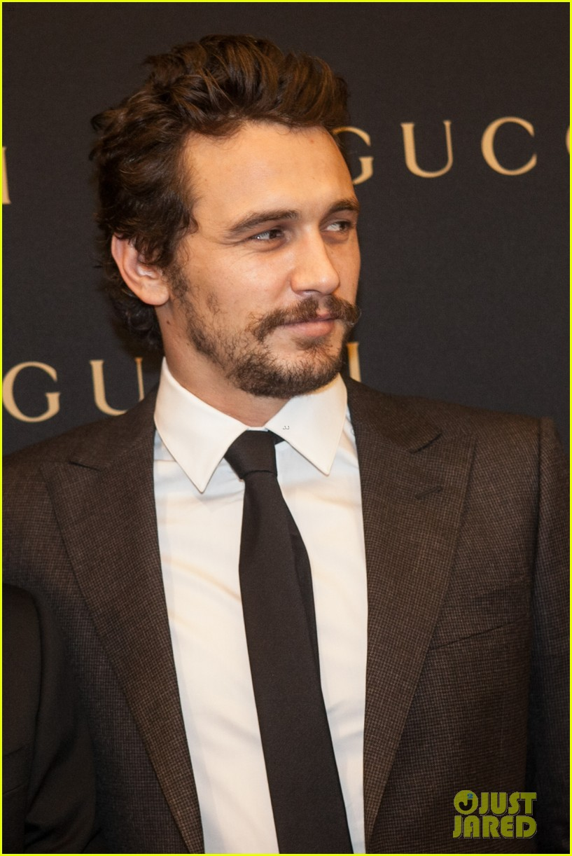 james franco gucci store opening in sao paulo 042756456
