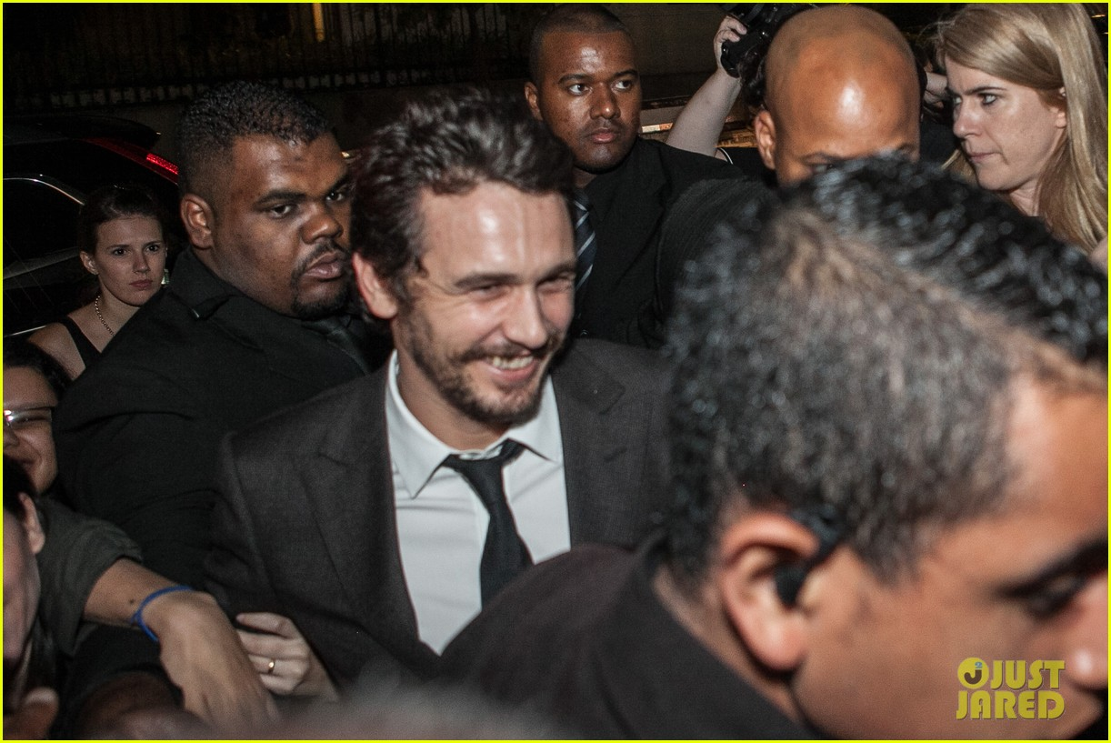 james franco gucci store opening in sao paulo 19