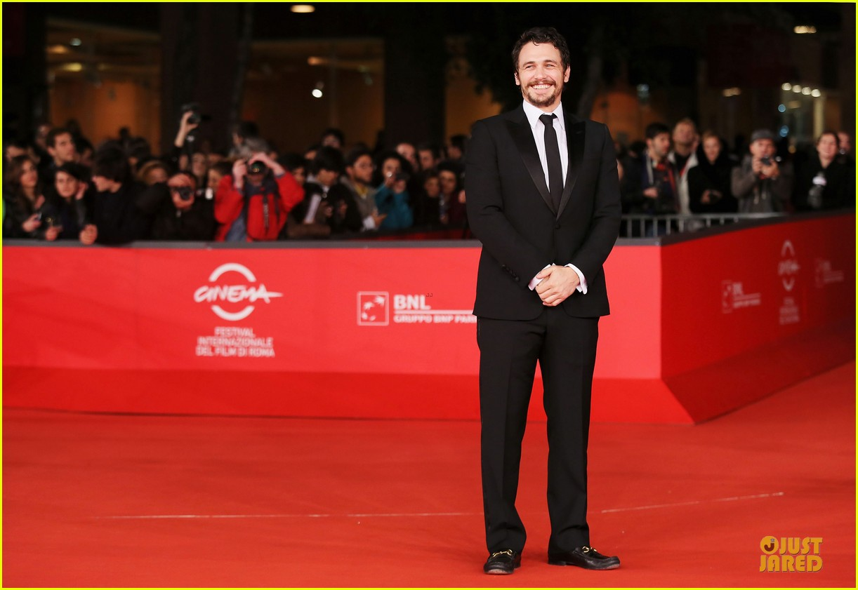 james franco tar rome film festival premiere 112759237