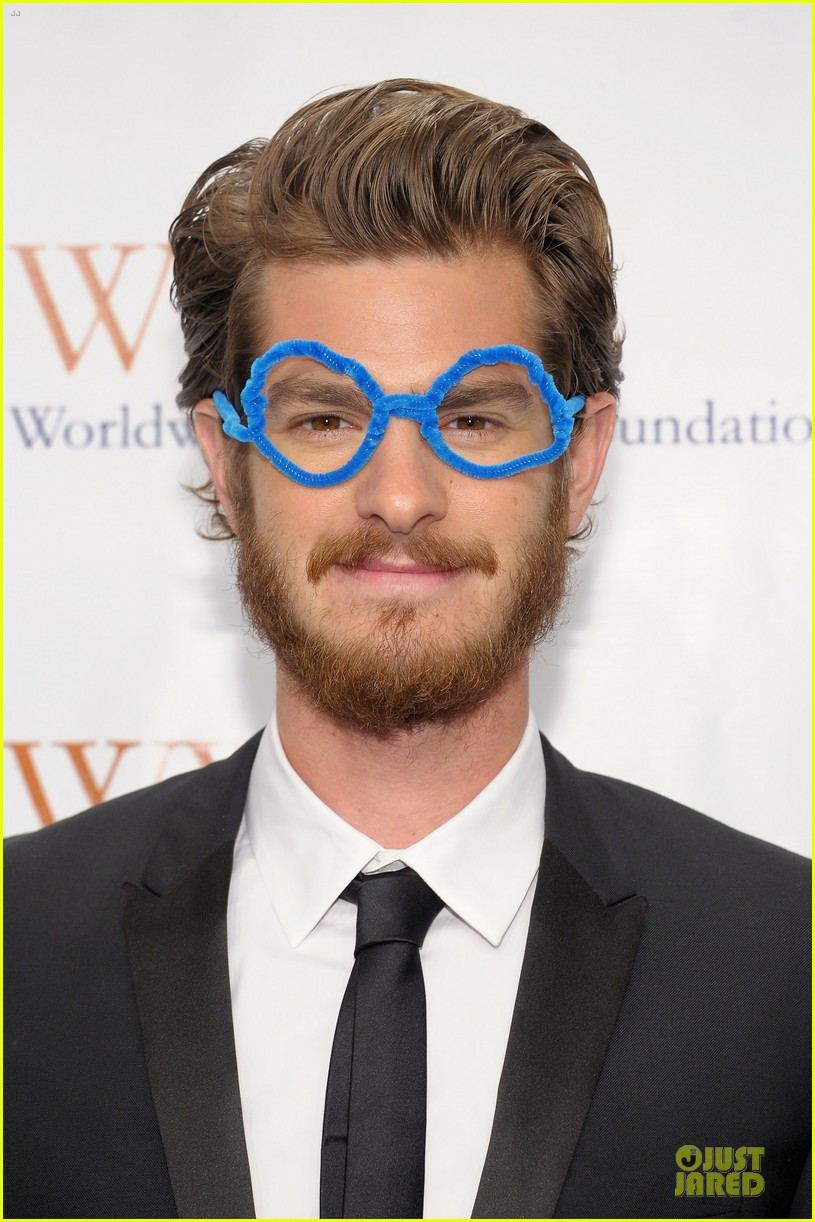 andrew garfield amy poehler orphan benefit gala 072757080