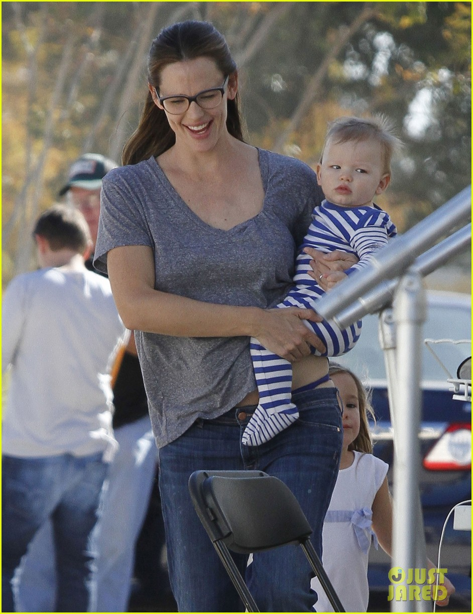 jennifer garner dallas buyers club break with seraphina samuel 10