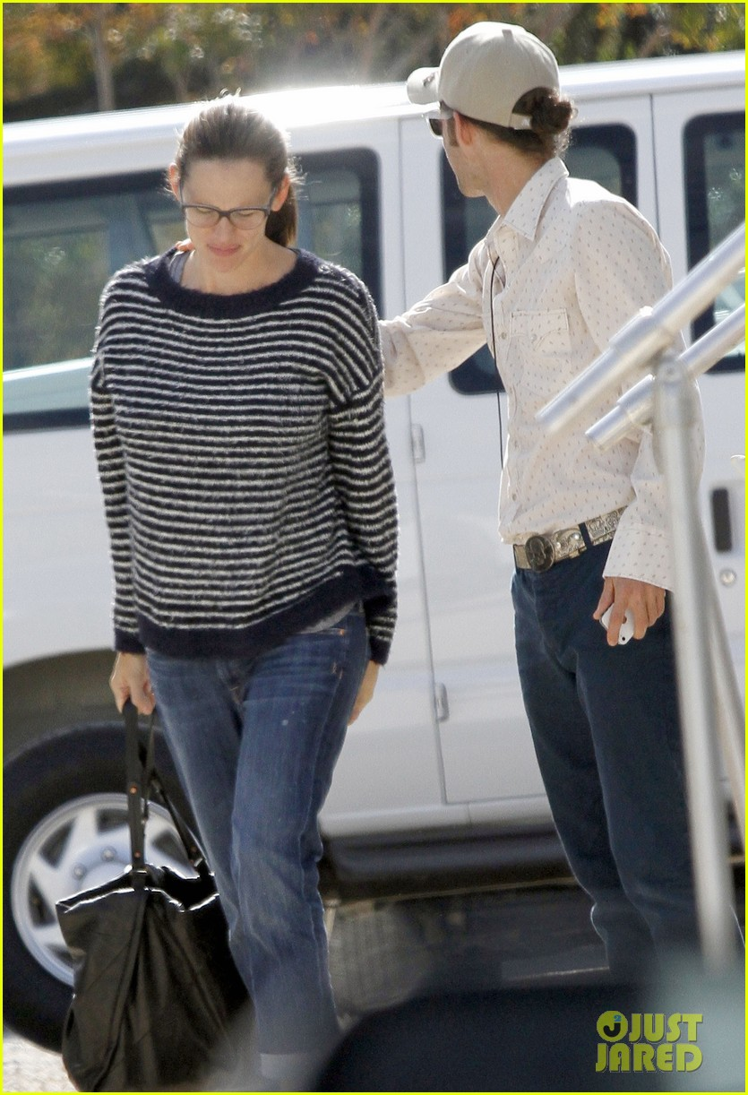 jennifer garner dallas buyers club break with seraphina samuel 14