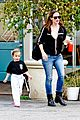 jennifer garner ben affleck kids karate class pick up 24