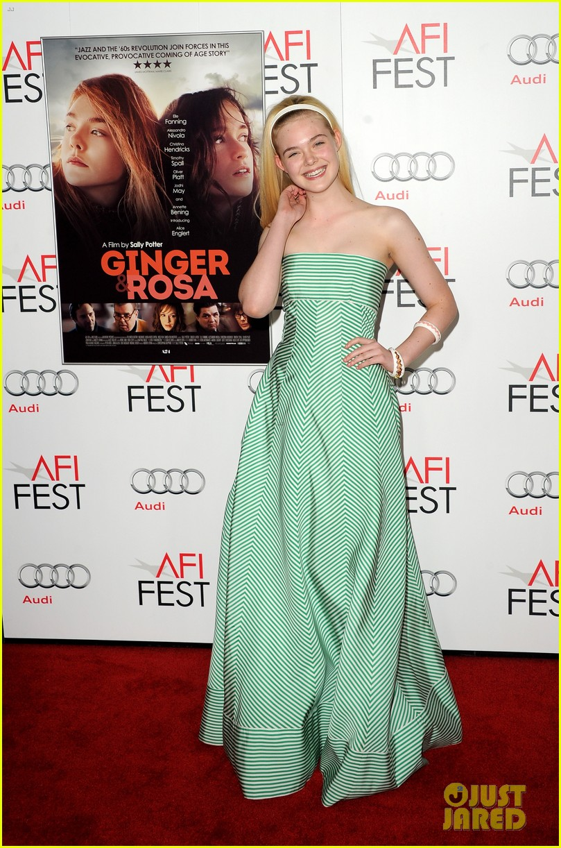ginger and rosa screening afi 28