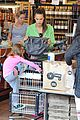 alessandra ambrosio grocery shopping with anja 11