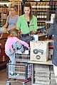 alessandra ambrosio grocery shopping with anja 13