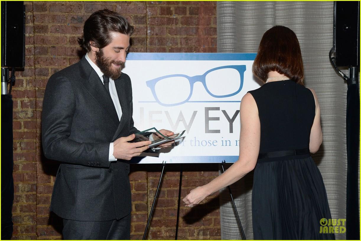 jake gyllenhaal new eyes for the needy gala honoree 152761180