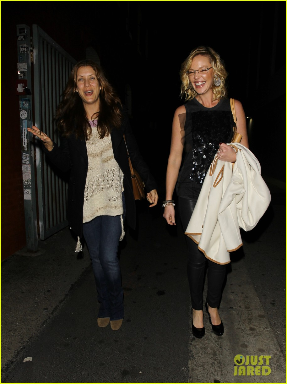 katherine heigl kate walsh josh kelley concert 13