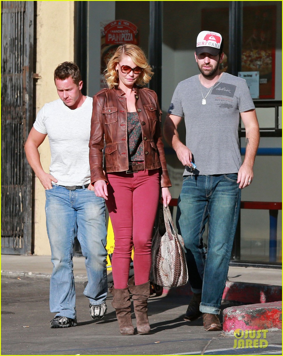 katherine heigl sushi stop with josh kelley 08