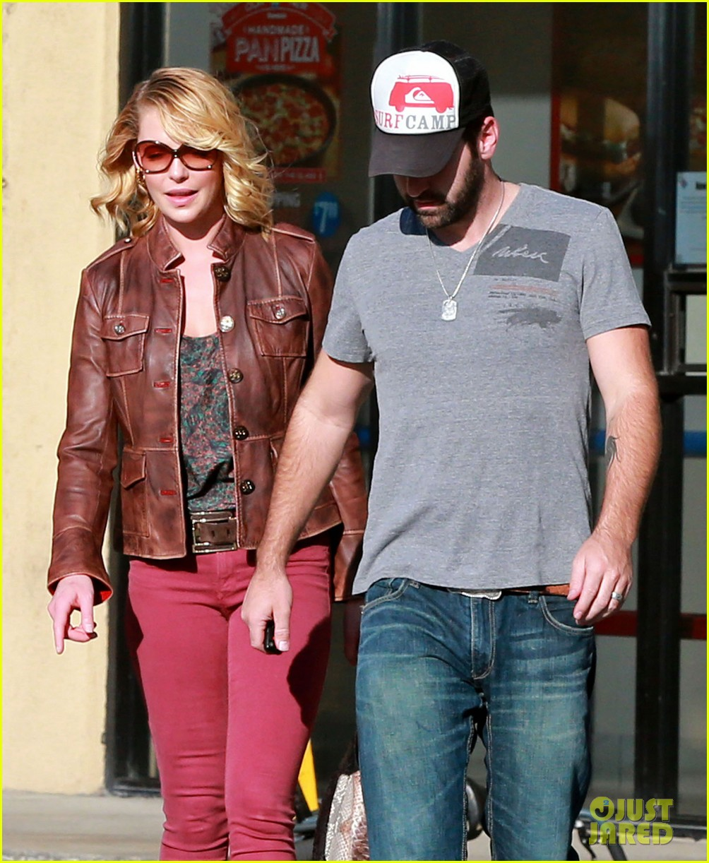 katherine heigl sushi stop with josh kelley 112752526