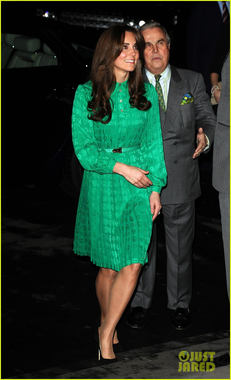 duchess kate natural history museum gallery opening 06