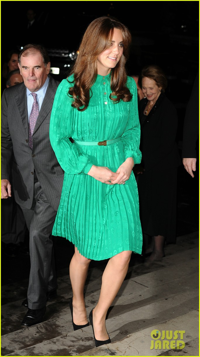 duchess kate natural history museum gallery opening 08