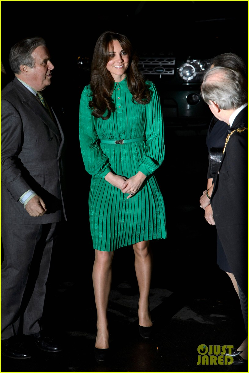 duchess kate natural history museum gallery opening 09