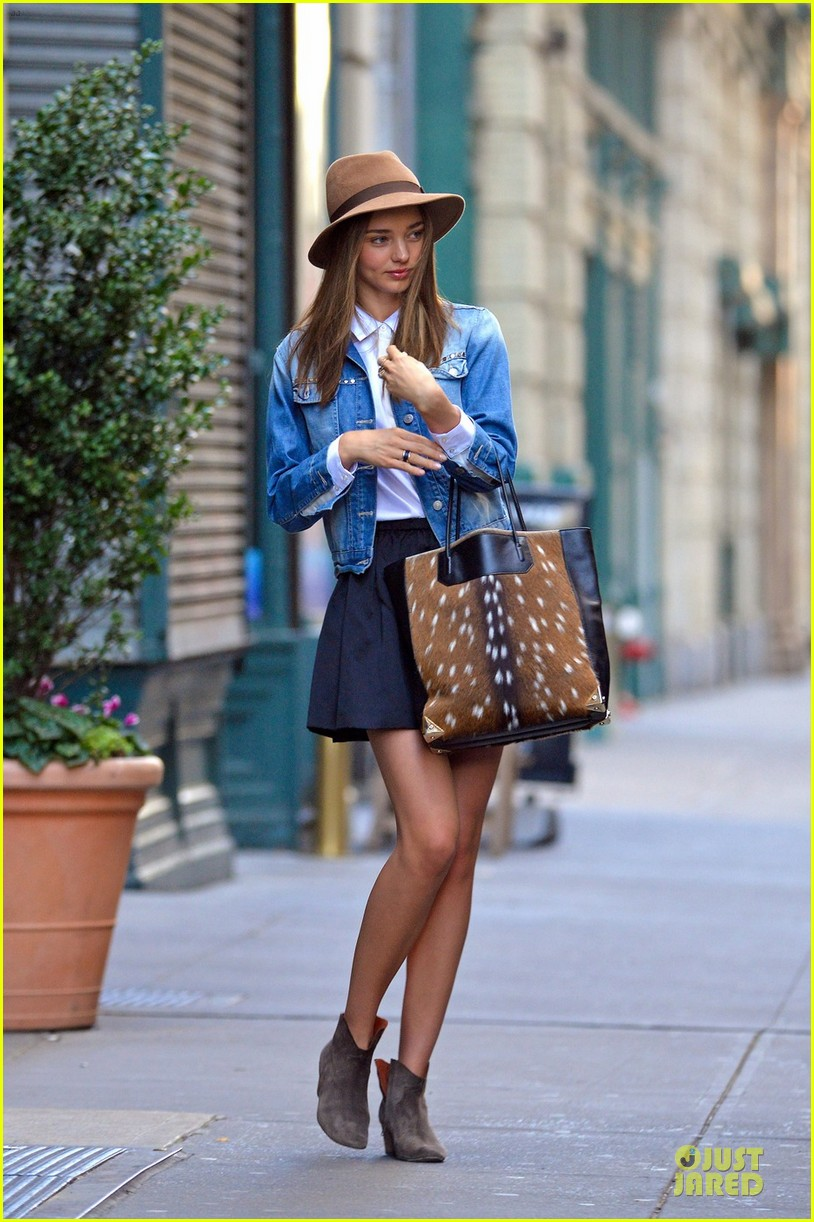 miranda kerr denim day in new york 062763198