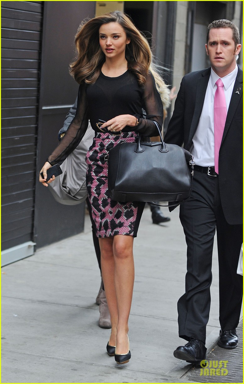 miranda kerr sheer new york beauty 062761257