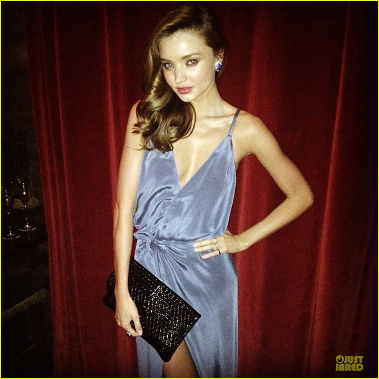 miranda kerr w magazine 40th anniversary celebration attendee 05