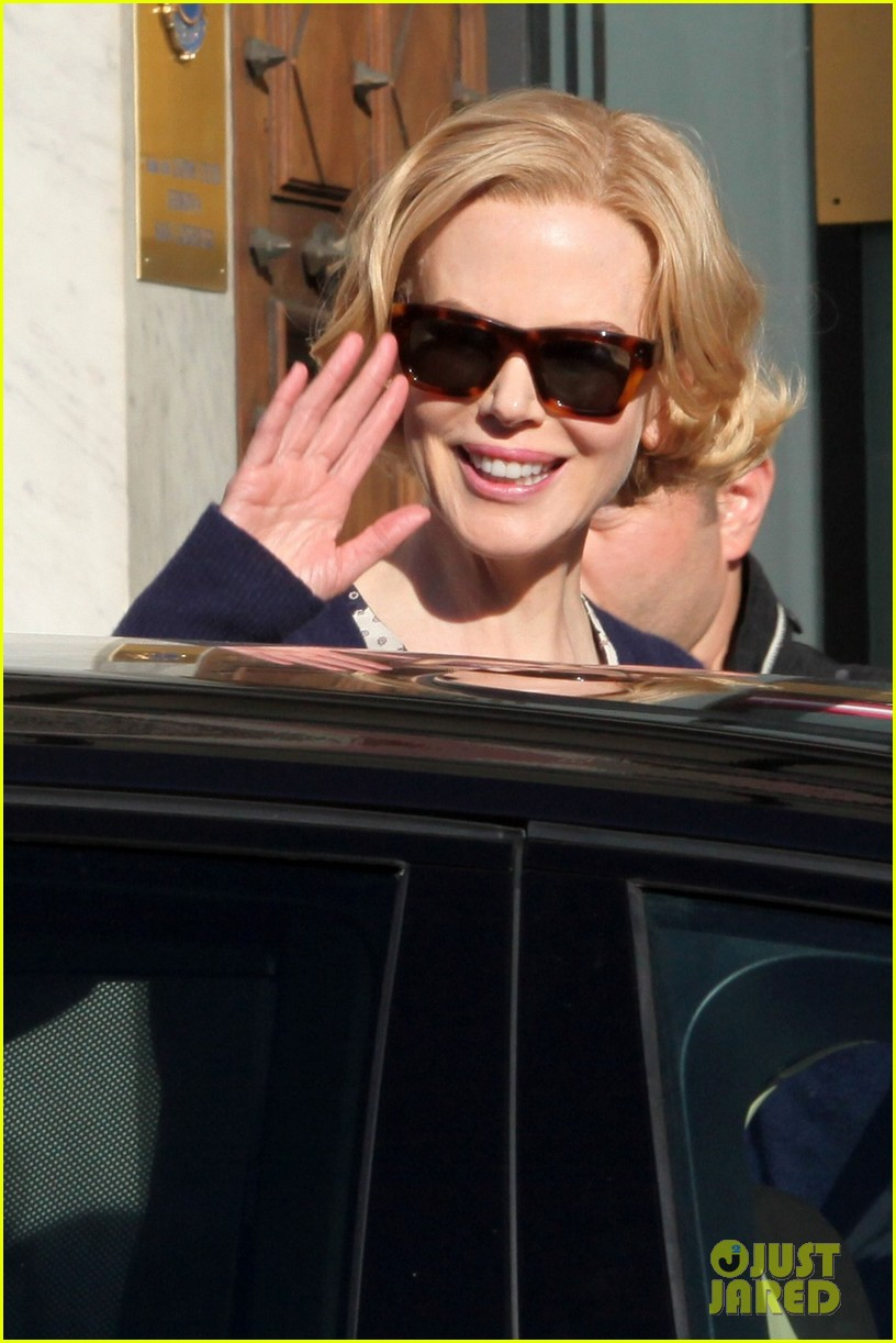 nicole kidman grace of monaco set arrival 04
