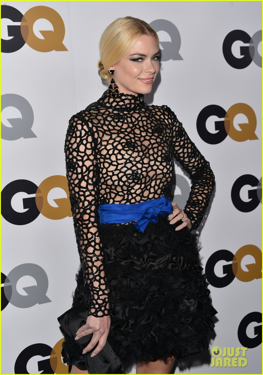jaime king julianne hough gq men of the year party 2012 09