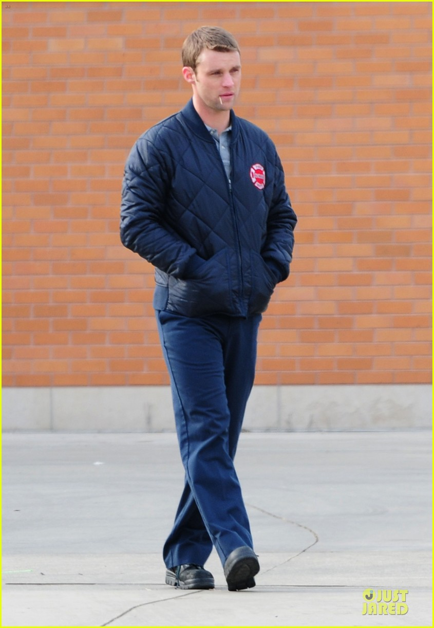 taylor kinney jesse spencer chicago fire set 192765049