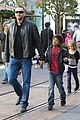 heidi klum holiday shopping at the grove 15