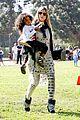 heidi klum good luck kisses for henry 04
