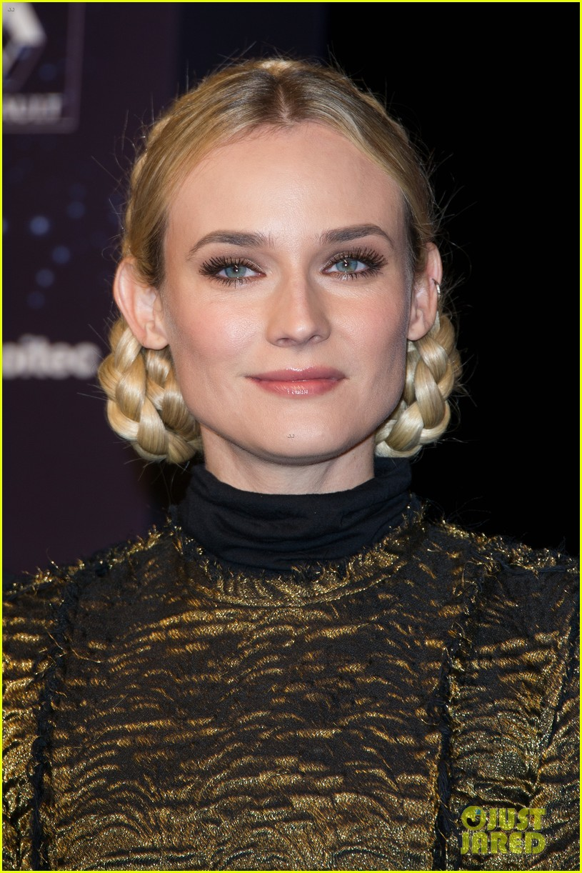 diane kruger champs elysees christmas lights launch 182762156