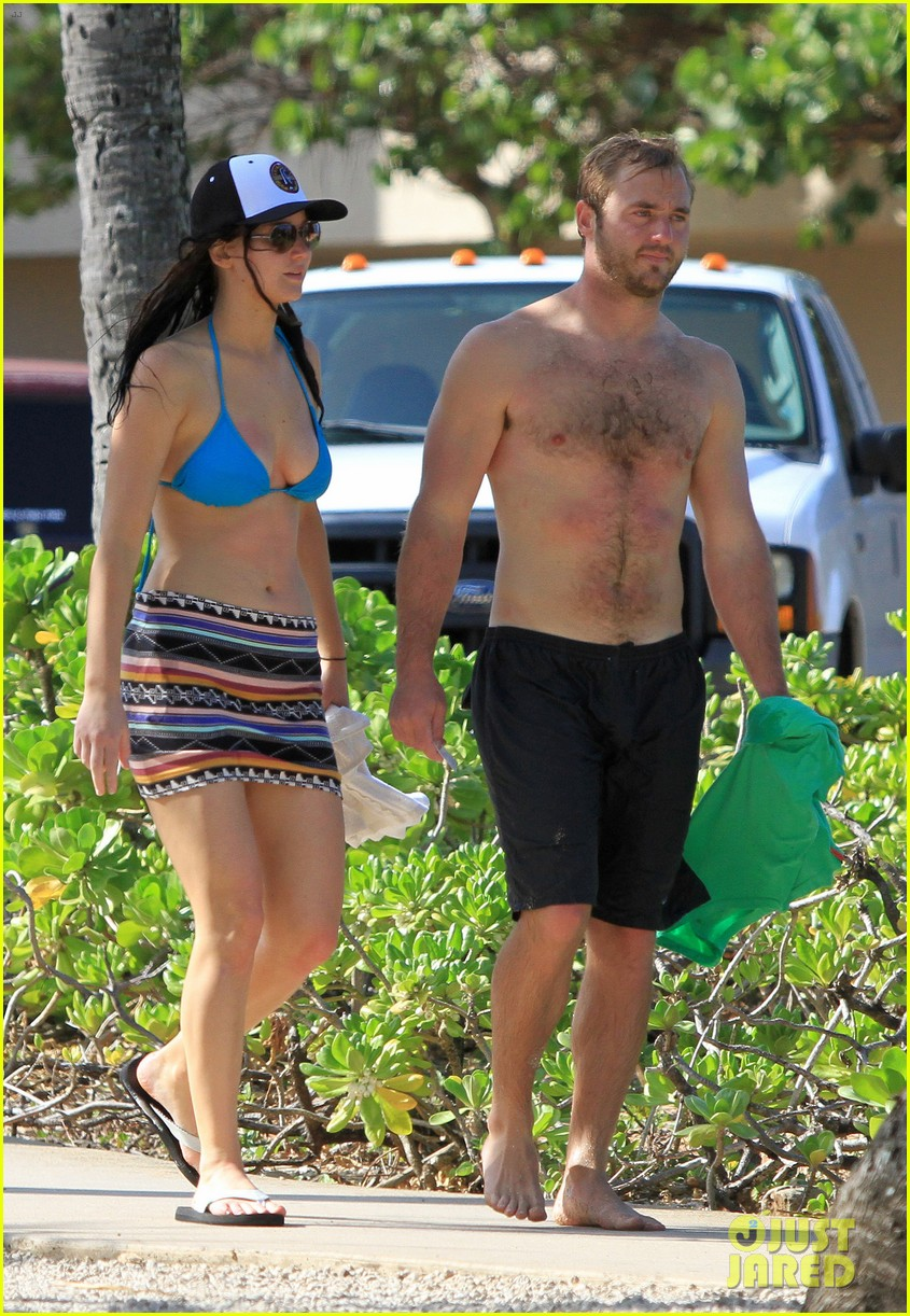 jennifer lawrence bikini babe in hawaii 08