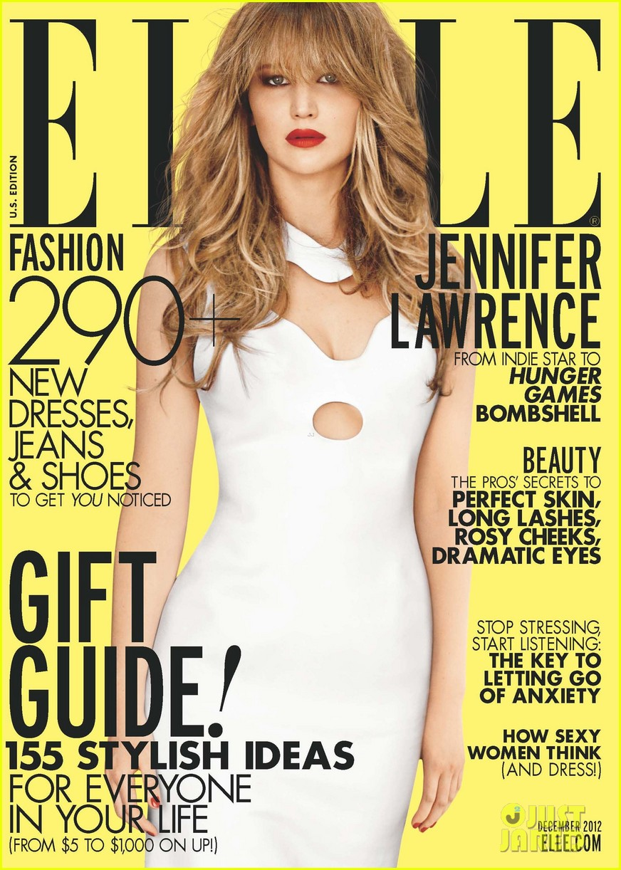 jennifer lawrence covers elle december 2012 012753458