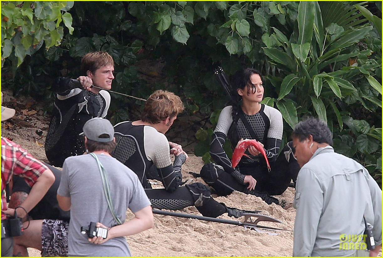 what year was the hunger games set in