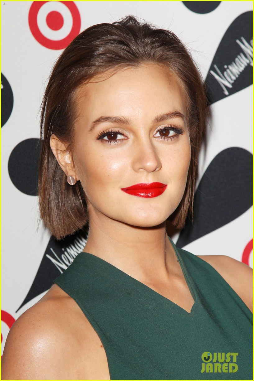 leighton meester shay mitchell target twosome 082765670