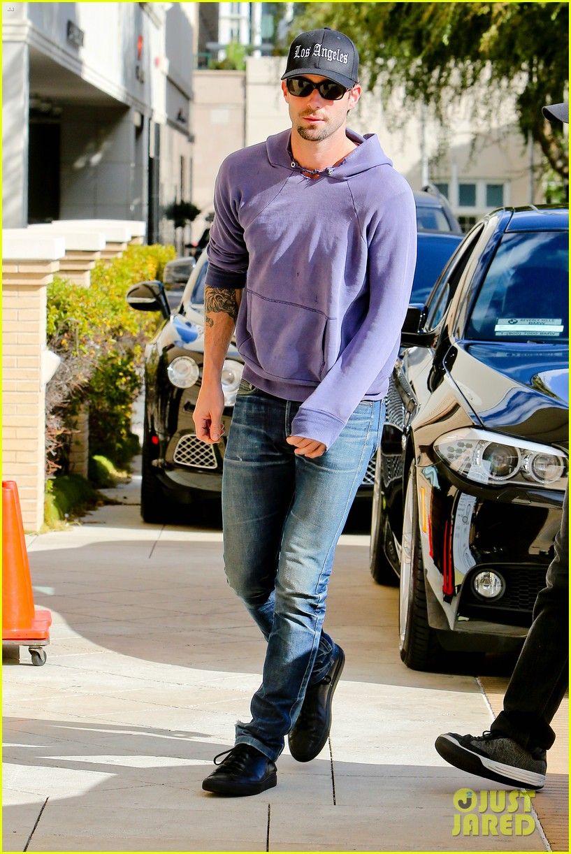 adam levine barneys new york shopper 03