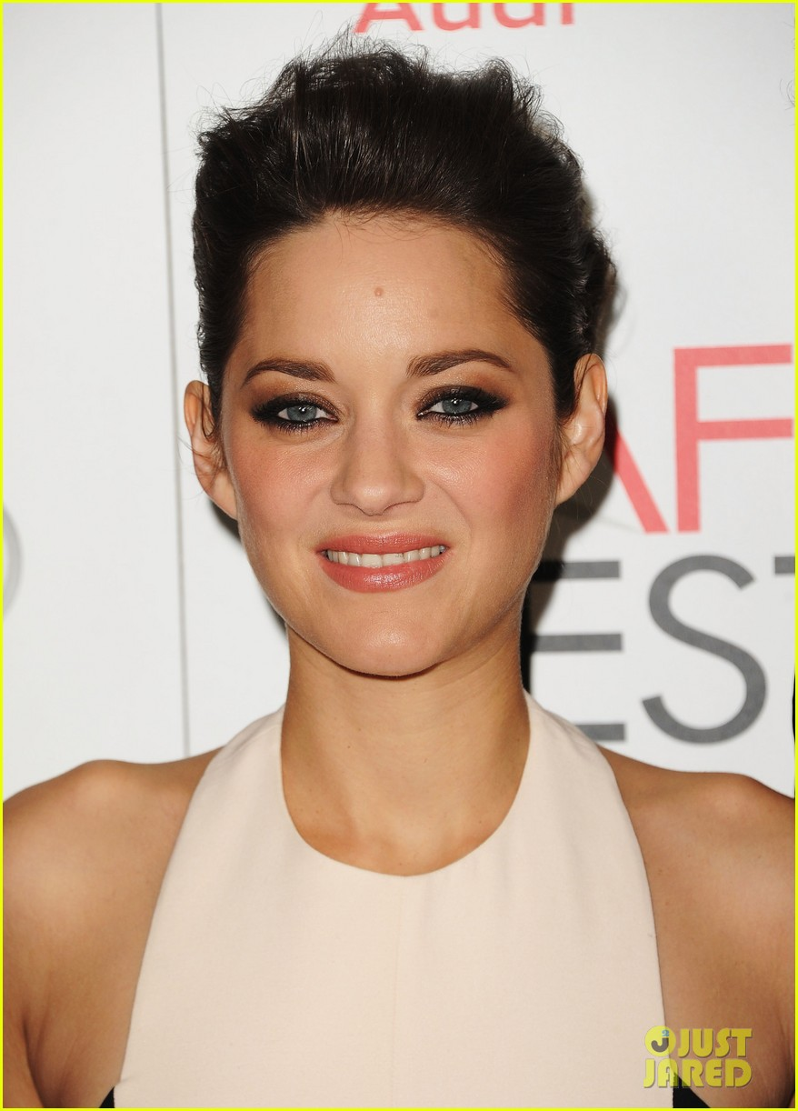marion cotillard rust and bone afi fest premiere 062751747