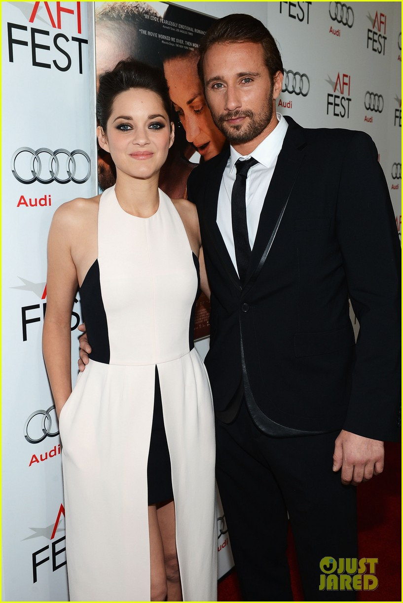 marion cotillard rust and bone afi fest premiere 142751755