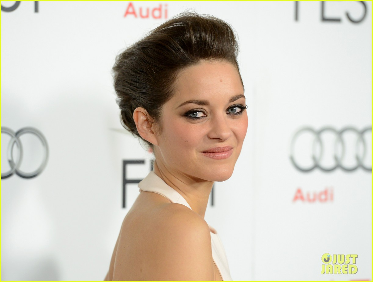 marion cotillard rust and bone afi fest premiere 15