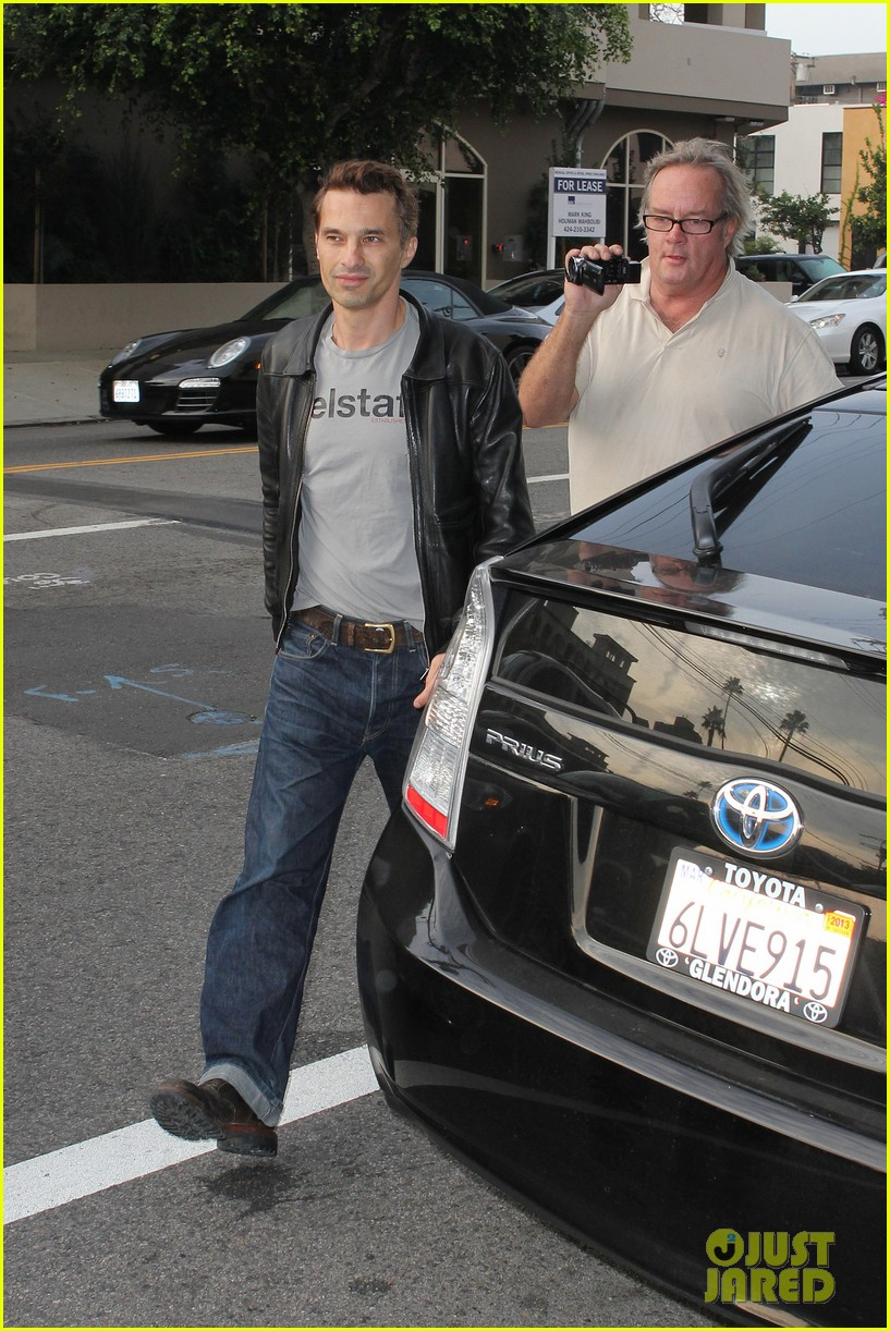 olivier martinez tuesday morning doctors visit 172764604