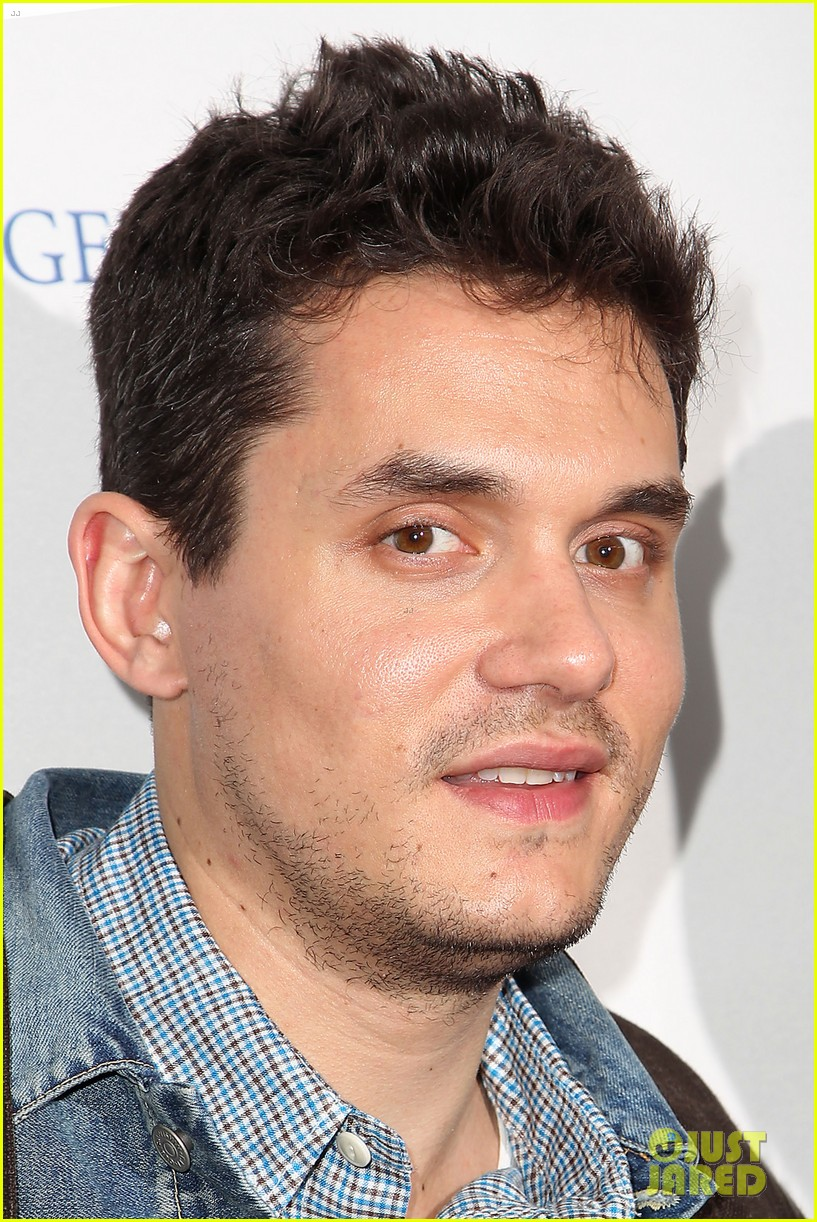 john mayer allison williams stand up for heroes event 20