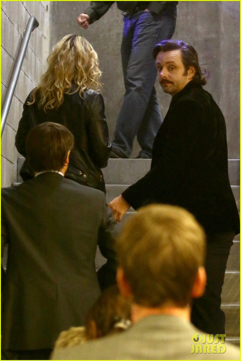 rachel mcadams michael sheen twilight saga breaking dawn part 2 premiere 112756594