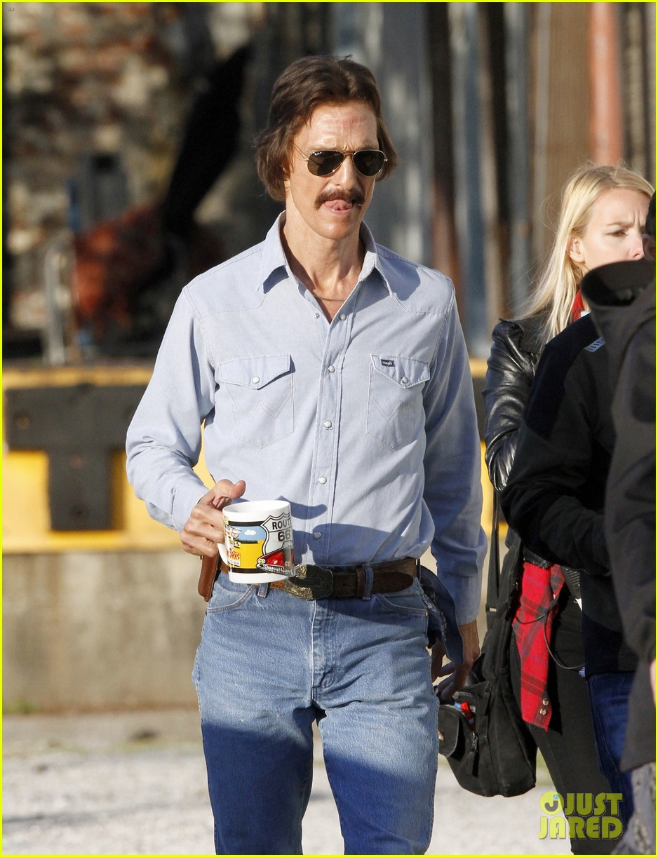 matthew mcconaughey im not being starved 092765996