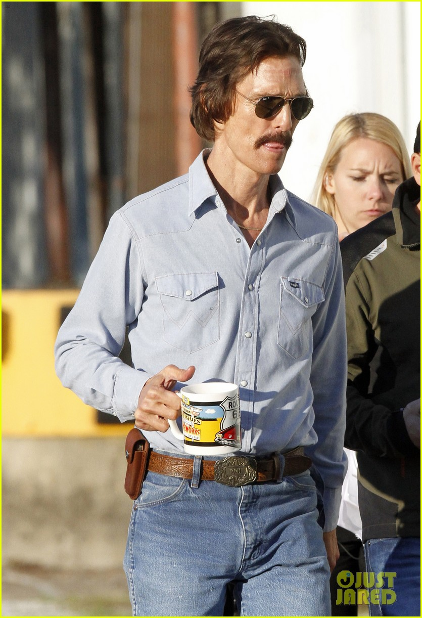 matthew mcconaughey im not being starved 10