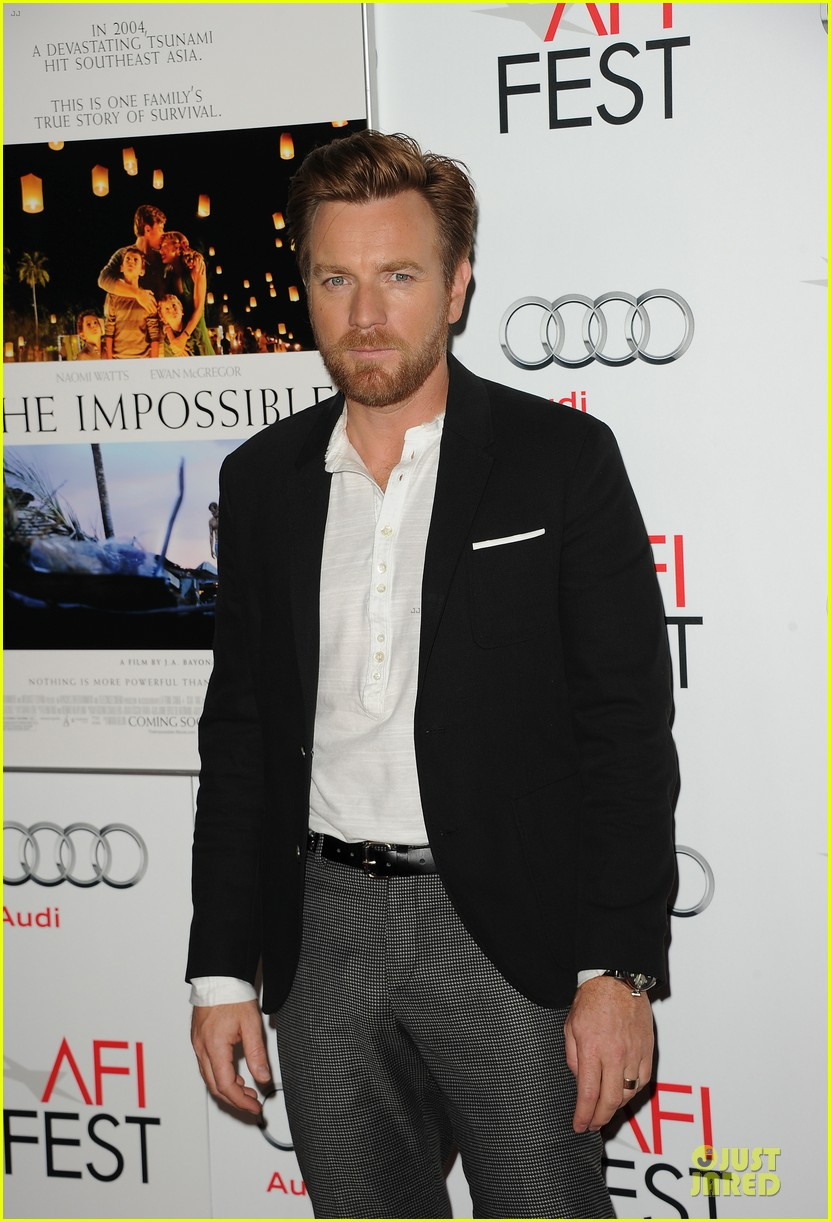 ewan mcgregor the impossilbe afi fest screening 112751221