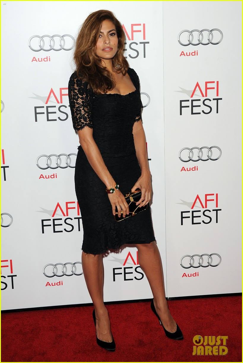 eva mendes holy motors afi screening 06