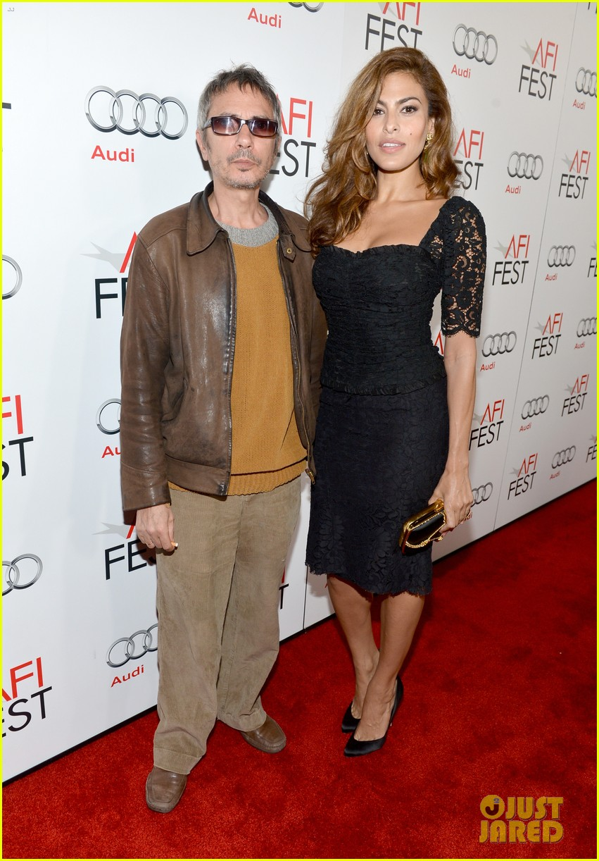 eva mendes holy motors afi screening 11