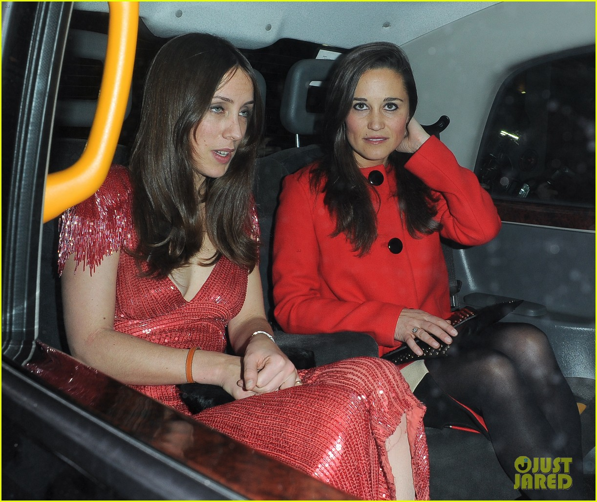 pippa middleton lady red 10