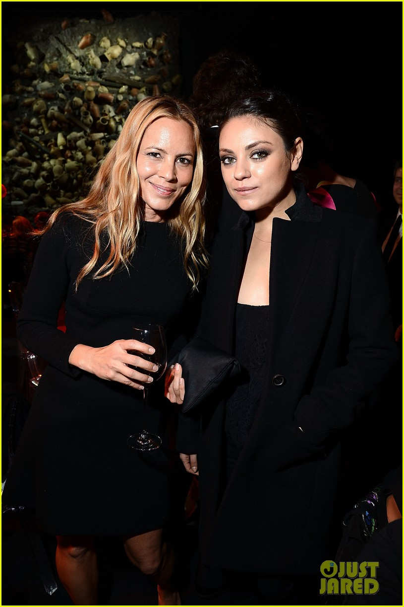 mila kunis jp hro charity dinner guest 03