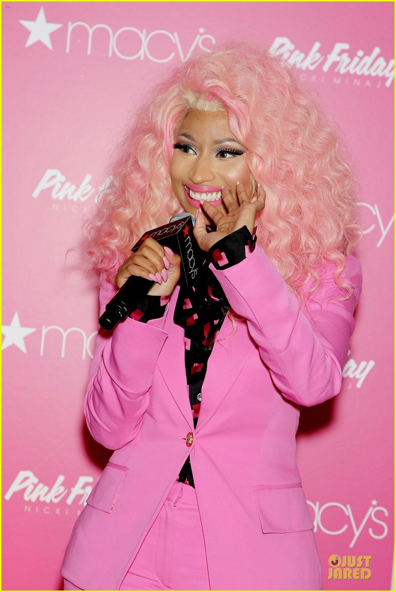nicki minaj mariah careys been one of my favorite artists 12